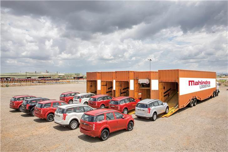 Mahindra Logistics aims to double its revenues and become a Rs 6,000 crore third party logistics service provider by March 2021.