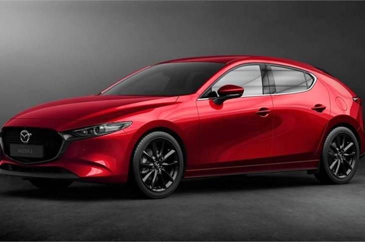 Mazda 3 named the Women's Car of the Year 2019, adjudged the Family Car of the Year