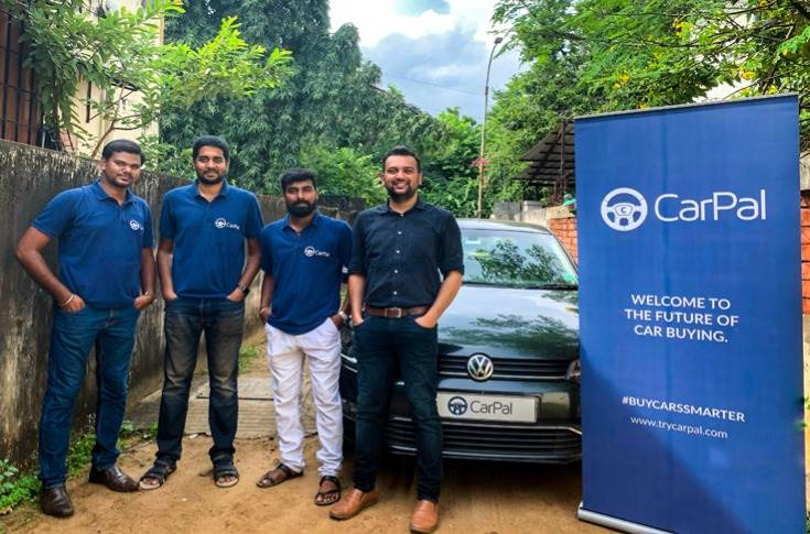 Chennai-based startup, CarPal is said to be India's first online car buying platform.
