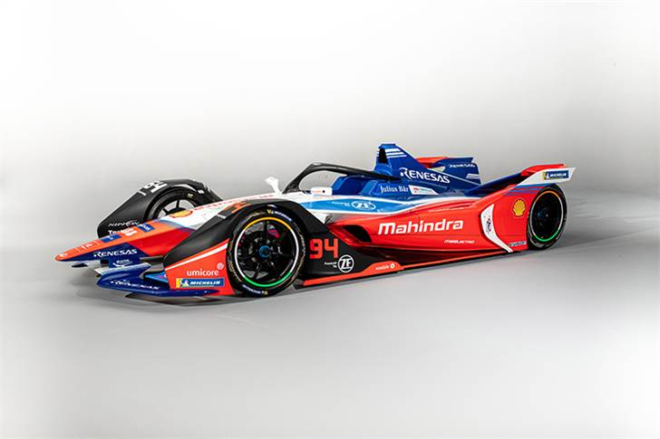 Along with the electric powertrain, ZF will also support Mahindra Racing with chassis development expertise.