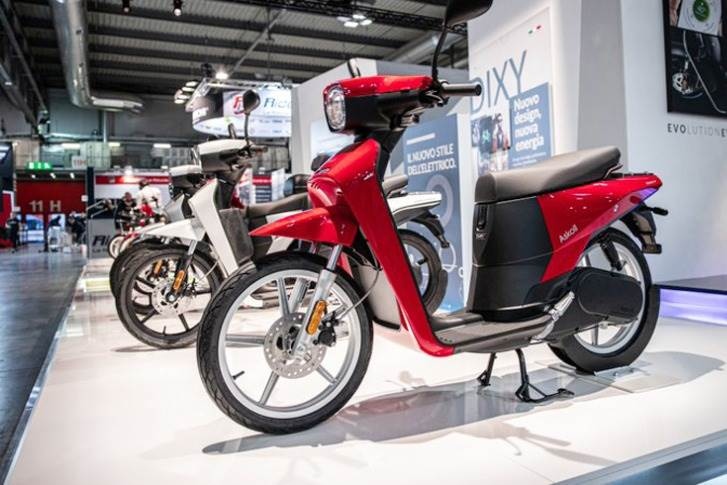 Askoll is an Italian electric scooter maker. Collaboration will see Flash Electronics supply EV parts to Askoll.