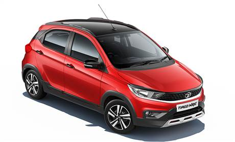 Tata Motors to introduce CNG cars soon, launches new Tiago NRG
