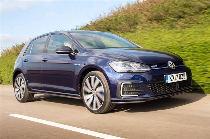 Volkswagen pulled the Golf GTE from sale after the WLTP emissions testing regime was introduced