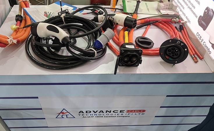 For Advance Cable Technologies, Mahindra Electric has been a key client for the supply of charging cable for EVs.