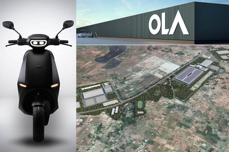 The integrated manufacturing facility will house operations for battery, paint shop, welding, motor, general assembly, finished goods and will also have two supplier parts.