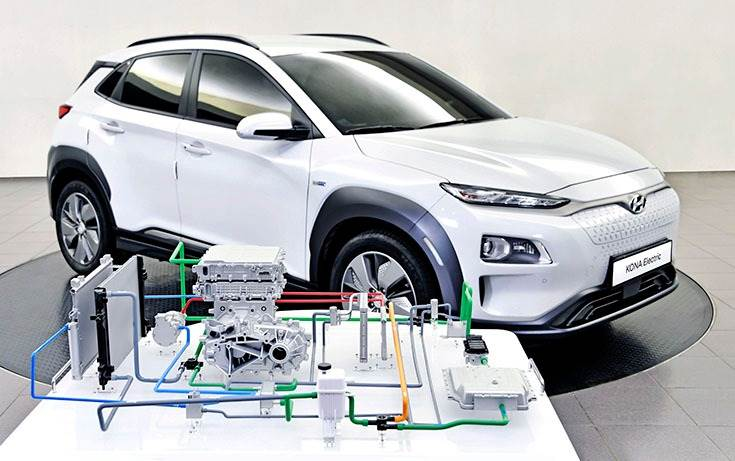 Under its 'Strategy 2025' plan, Hyundai Motor aims to sell 670,000 battery EVs and FCEVs (fuel cell electric vehicles) annually and become a top-three EV manufacturer by 2025.