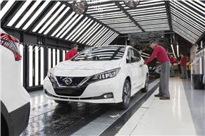 The Nissan Leaf EV and its battery are made in the UK.