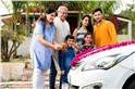 Industry surveys indicate that in most parts of Asia, the family plays a big role in buying the car.