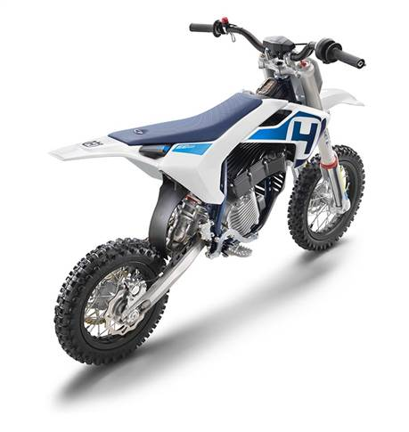 EE 5 has high-end chassis with race-proven technology; ergonomic bodywork and adjustable seat height; and WP suspension offering advanced performance and control.
