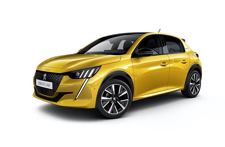 New Peugeot 208 will go on sale late this year or at the start of 2020.