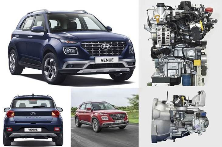 The Venue compact SUV is the first Hyundai product to get the Intelligent Manual Transmission.