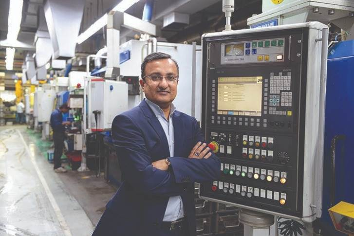 "Rohit Saboo, President and CEO, NEI: ""We are ready with EV transmission and wheel bearings and are supplying them to customers in Europe as well as in India."""