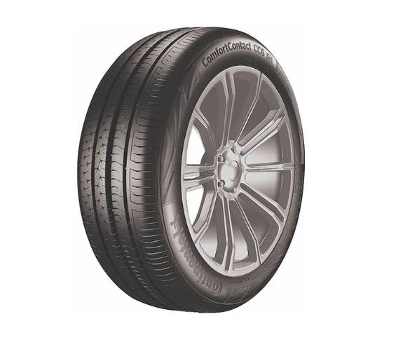 The ComfortContact CC6 tyre provides superior low noise level, higher comfort, and lower rolling resistance that together enable achieving optimal fuel efficiency. Available as 13- to 15-inchers.