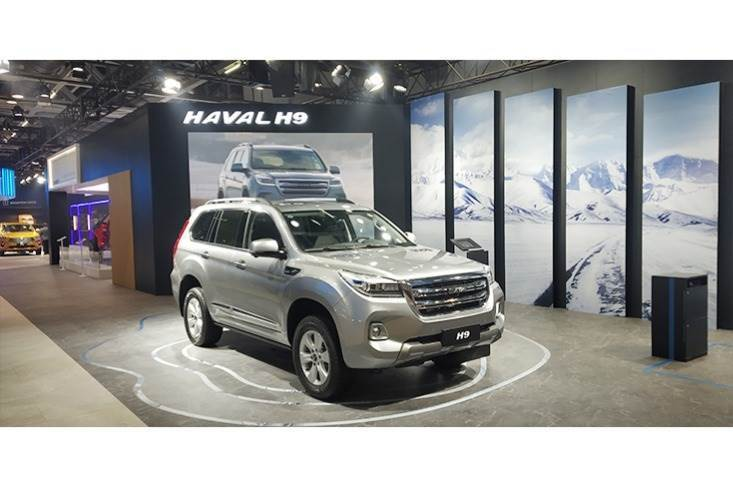 SUVs the first priority but China