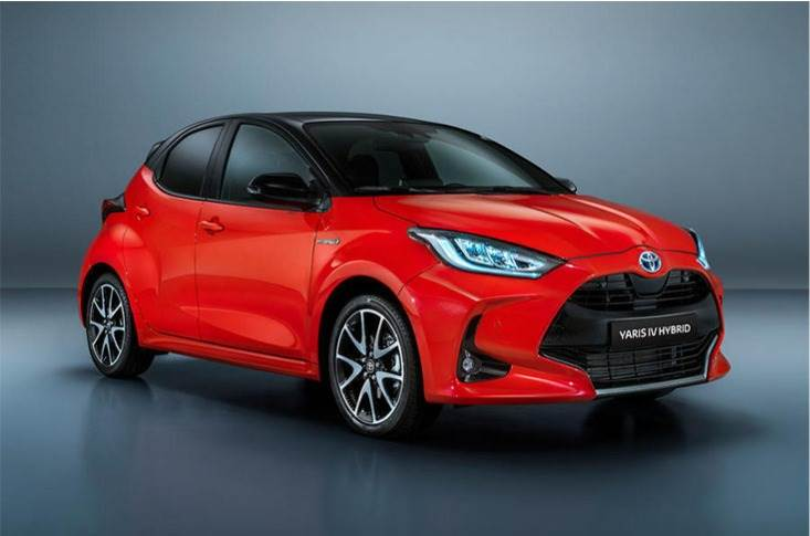 The soon to be launched model will share its platform with the new Yaris and could offer the same powertrains.