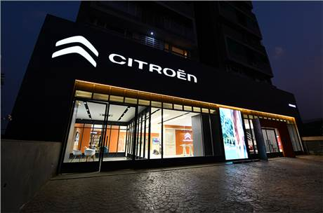 Citroen targets 10 showrooms in India ahead of March debut