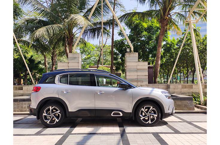 Citroen India has a network of 10 'phygital' dealerships as of now.