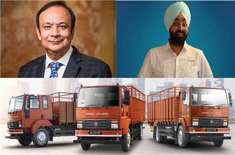 Ashok Leyland gets orders for1400 ICVs from Procure Box