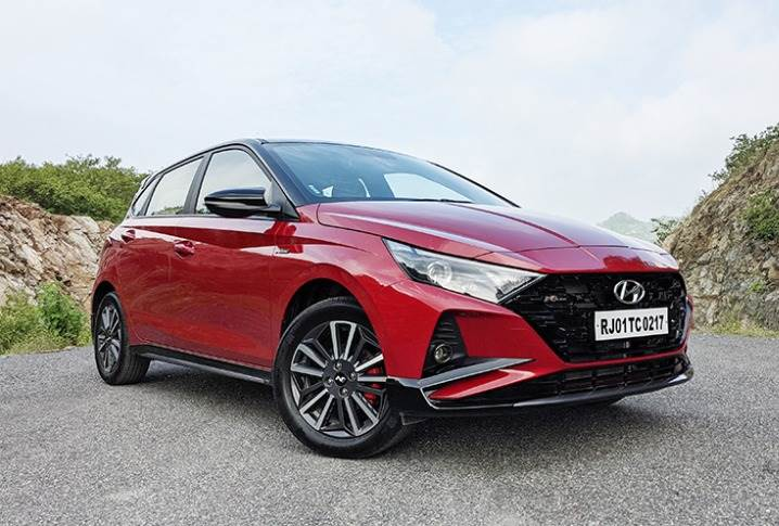 Snazzy i20 N Line aimed at young buyers who aspire for latest in technology and design.