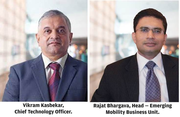 Both Vikram Kasbekar and Rajat Bhargava will continue to report to Dr Pawan Munjal, chairman, Hero MotoCorp.