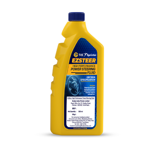 Ezsteer is a high-performance power steering fluid for passenger vehicles, utility vehicles and commercial vehicles.