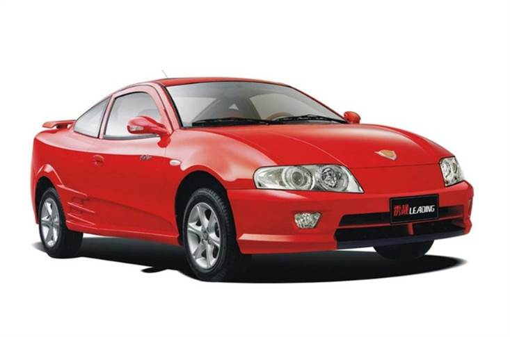The Geely Beauty Leopard is unusually named...