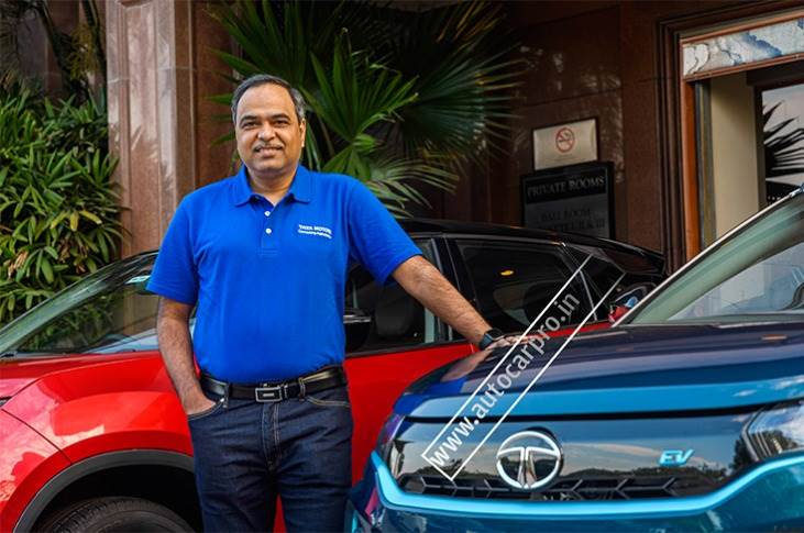 """Shailesh Chandra; """"We definitely need to leverage a lot as far as JLR is concerned. Thierry (Bollore) might also be open to exploring how JLR would like to leverage India."""""""