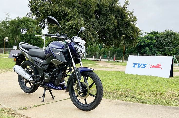 TVS claims the Raider does the 0-60kph sprint in 5.9 seconds, top speed of 99kph and fuel efficiency of 67 kilometres per litre.