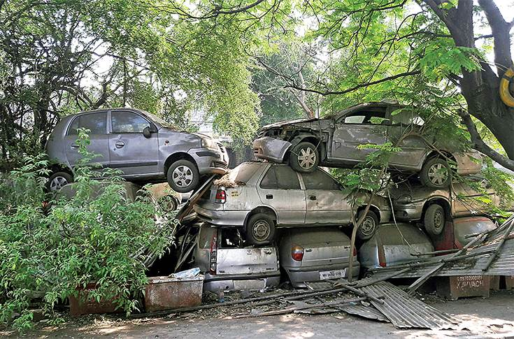 How end-of-life vehicle scrappage can drive progress