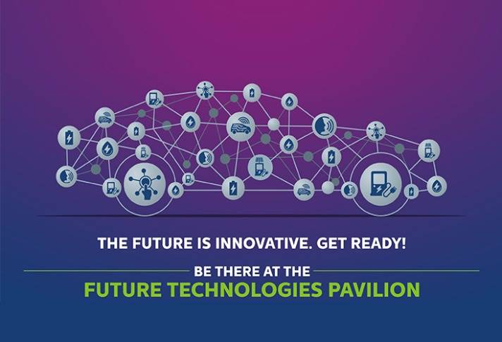 Technovation is the overall theme of Auto Expo 2020. The Components Expo will see plenty of futuristic innovations and technologies on display.
