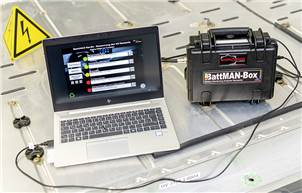 •Audi Brussels and Volkswagen Group Components have developed a new quick check system; BattMan ReLife evaluates battery health in minutes and the result shows which cells and modules can be reused