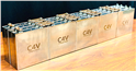 C4V plans to produce Solid State batteries with 400Wh/kg energy density in India to cater to EV and renewable market.