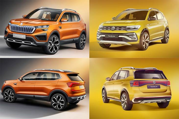 SAVWIPL is exploring export markets for the India 2.0 products. The Skoda Vision IN and the VW Taigun will be the first vehicles to be built on the India-specific MQB A0 IN platform.