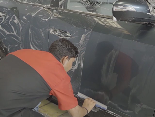 M&M is offering 10% off on select single panel repair jobs such as dent and scratch removal and paint touch up.