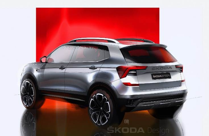 The Kushaq is Skoda's first production model based on the MQB-A0-IN platform – an MQB variant specially adapted by Skoda Auto for the local market.
