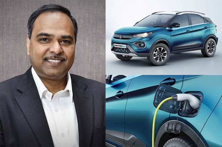 """Tata Motors' Shailesh Chandra: """"This clearly signals a strong resolve of the government towards cleaner environment and a sustainable future for the country. We compliment the Gujarat government for introducing such a progressive policy."""""""