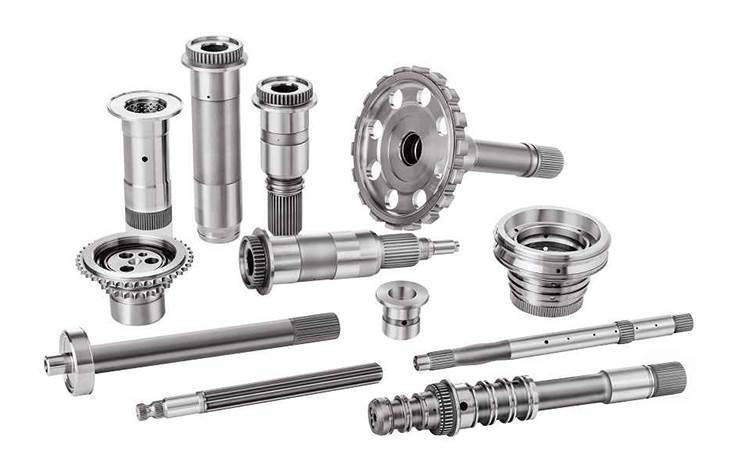 Sundram Fasteners supplies key products to GM including transmission shafts and radiator caps, which are used across GM brands like Cadillac, GMC and Chevrolet. The company has been a GM vendor for over 25 years.