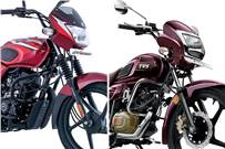 In H1 FY2022, Bajaj Auto (49%) and TVS (25%) together account for 74 % of total two-wheeler exports – 1,658,638 units.