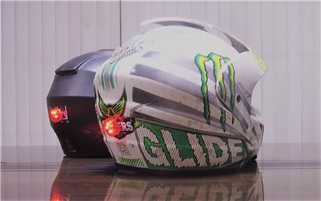 Start-ups innovate to enhance helmet safety quotient