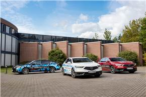 Honda is showcasing the brand's self-driving technology at ITS World Congress 2021, as part of the L3Pilot automated driving project.