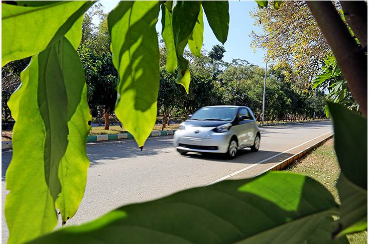 Toyota walks the green talk, nurtures sustainable plants in its India operation