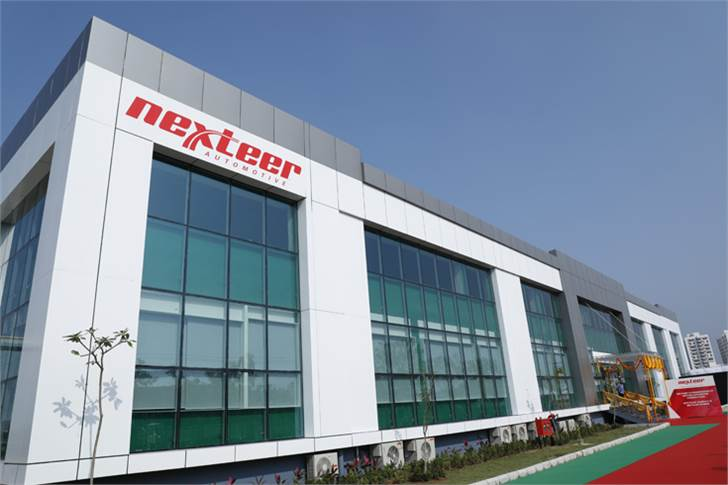 Set up in early 2018, the Chennai plant, which makes Electronic Power Steering and Driveline  products, is Nexteer's third facility India after the Bangalore and Pune plants and its 26th global plant.