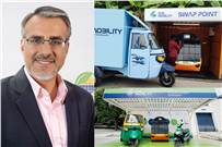 """Sun Mobility's Chetan Maini: """"As part of Sun Mobility's long-term strategy to build affordable EV technologies in India, we will be deploying the funds into capacity expansion."""""""