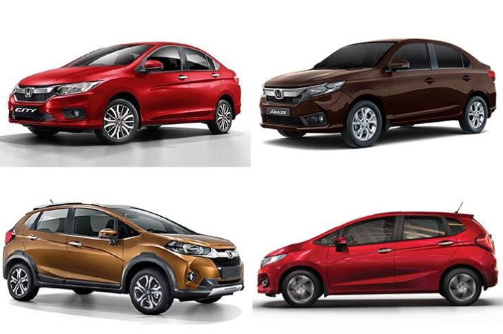 Honda will continue manufacturing the City, Amaze, WR-V and Jazz at its plant in Tapukara, Rajasthan.