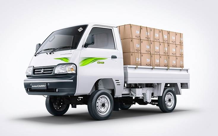 The Maruti Suzuki Super Carry has recorded a market share of 15% in FY2020 and nearly 20% in FY2021 in the mini-truck segment in India.