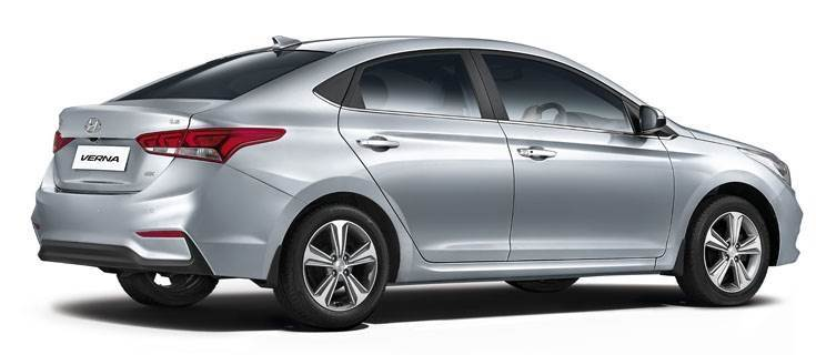 The Verna sedan, with 60,065 units (49% YoY growth), accounted for 35% of Hyundai