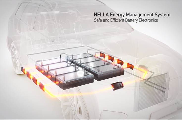 Hella energy management system