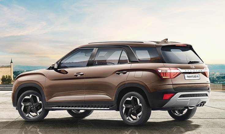 In May 2021, Hyundai produced a total of 1,460 Alcazars at its plant in Chennai and despatched 1,360 units.