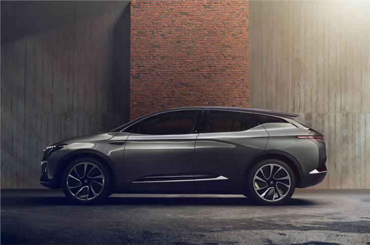 Byton is planning to follow its SUV with a saloon and MPV, which will be built on the same platform