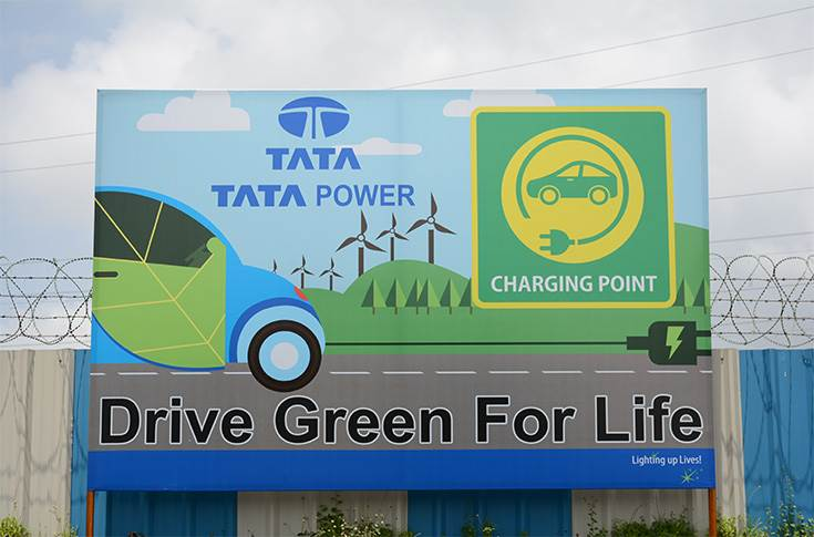 Tata Power will provide charging solutions for Jaguar Land Rover in India, across its retail network of 27 outlets in 24 cities.
